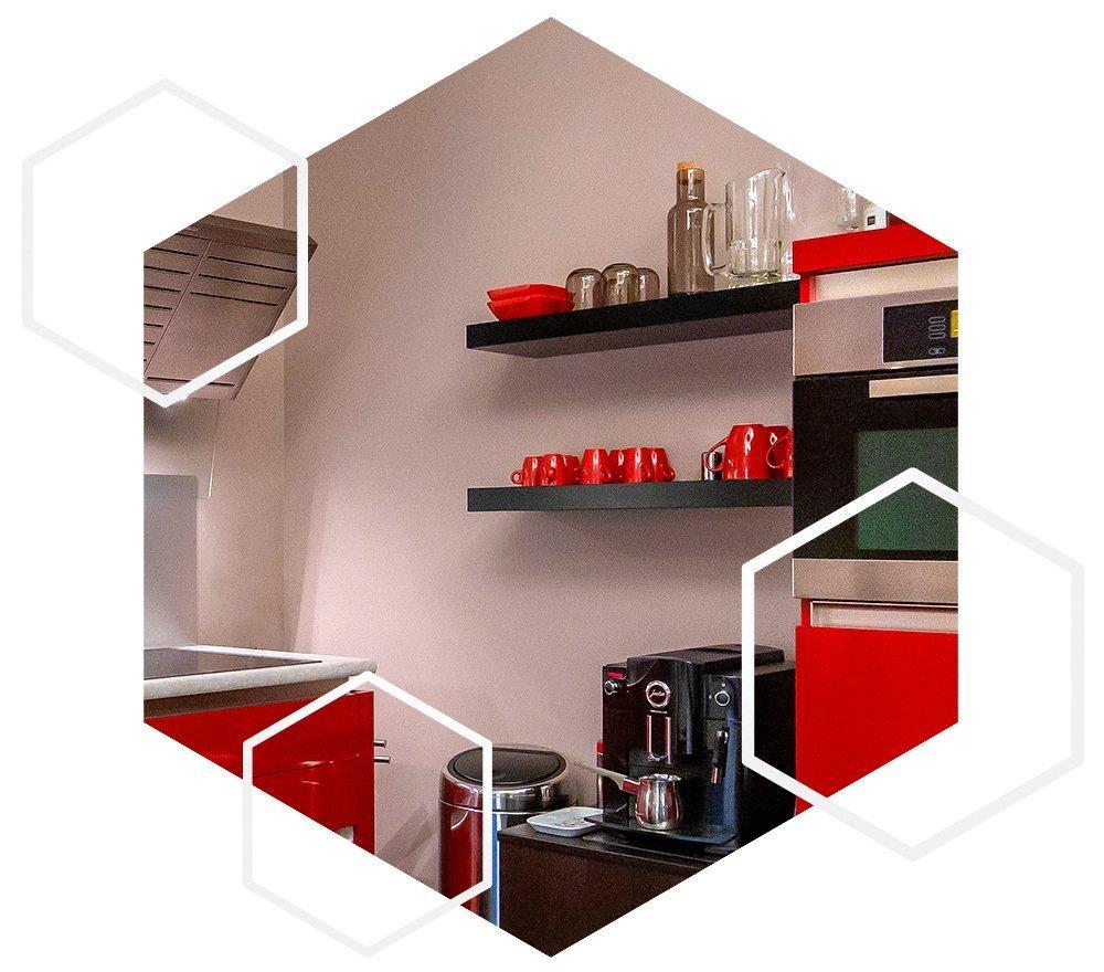 keuken fotostudio IKOON