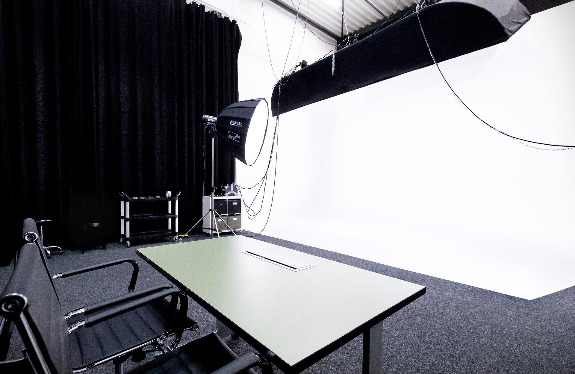 Studio IKOON filmstudio huren tilburg
